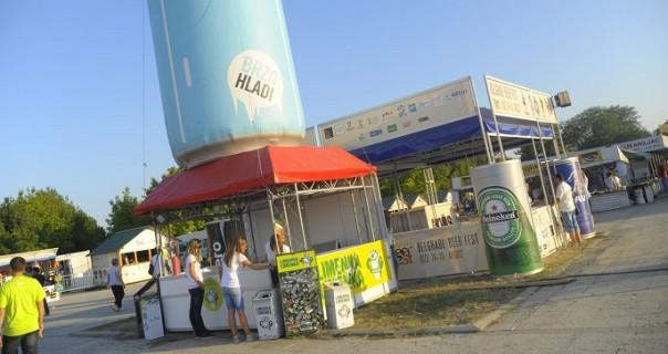 Beer Fest: Biram da recikliram!