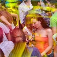 Salsa sreda na BitefArtCafe letnjoj sceni