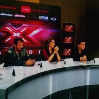 X Factor: Kompletan žiri na prvoj konferenciji za novinare