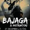 Bajaga i Instruktori by Plakat za koncert u Novom Sadu