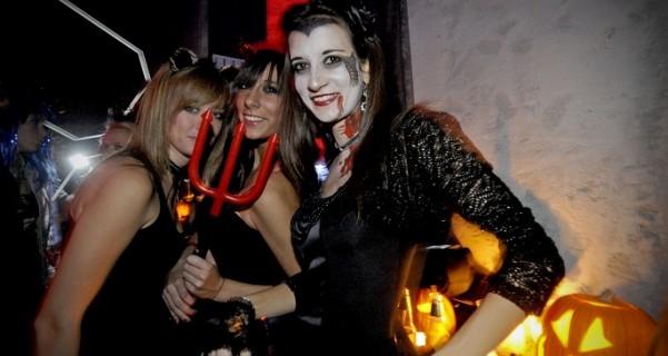 Veliki savamalski maskenbal za Noć Veštica 31. oktobra