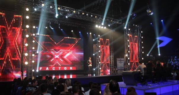 Večeras počinje X Factor!