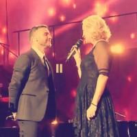 Fenomenalan duet: Gary Barlow & Agnetha Faltskog (Ex ABBA)