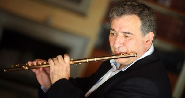 Vrhunski flautista Claudi Arimany 29.11. u Guarneriusu