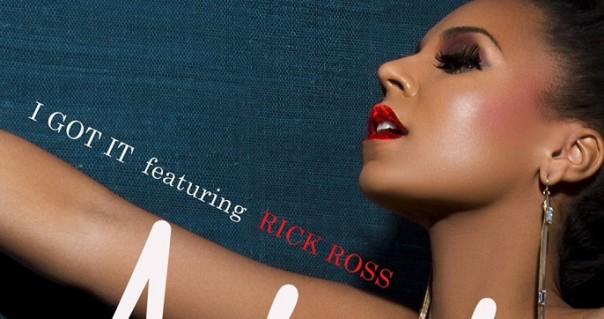 Ashanti: novi singl u saradnji sa Rick Ross-om