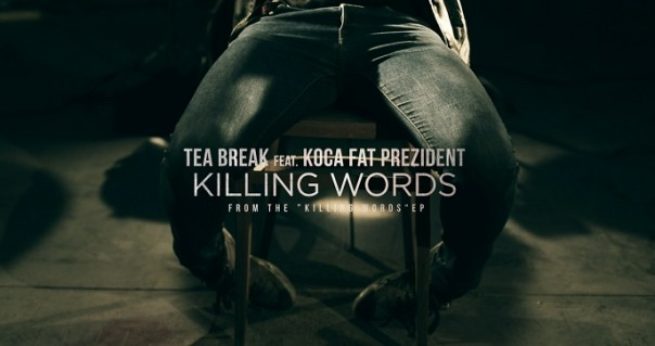 "Tea Break snimili spot za ""Killing Words"""