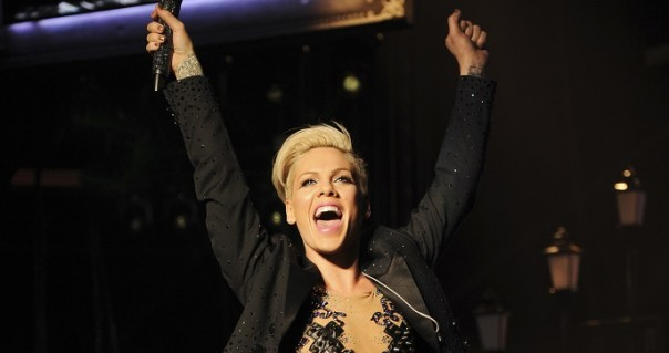Dve Grammy nominacije za Pink!