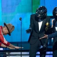 Grammy 2014: Daft Punk i Macklemore & Ryan Lewis zvezde večeri