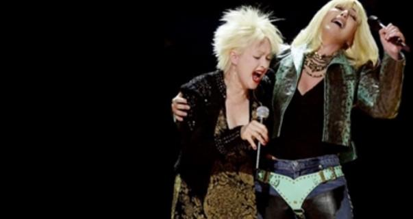 Cher i Cyndi Lauper zajedno na turneji!