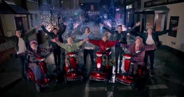 "One Direction izbacili spot za ""Midnight Memories"""