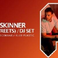 Mike Skinner u Klubu Plastic u petak 7.12.