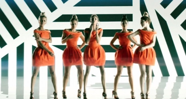 Girls Aloud na MTV Top 10@10 u sredu 12.12.