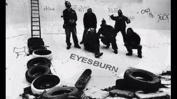 Eyesburn u Domu Omladine 29.12.