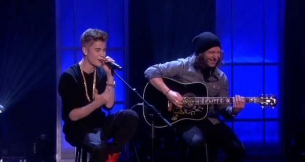 Justin Bieber izbacuje acoustic album