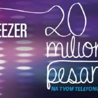 20 miliona pesama na vašem telefonu