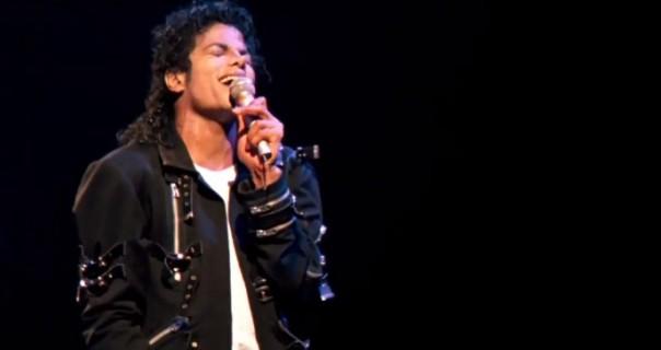 Michael Jackson BAD album sa 5 No.1 pesama