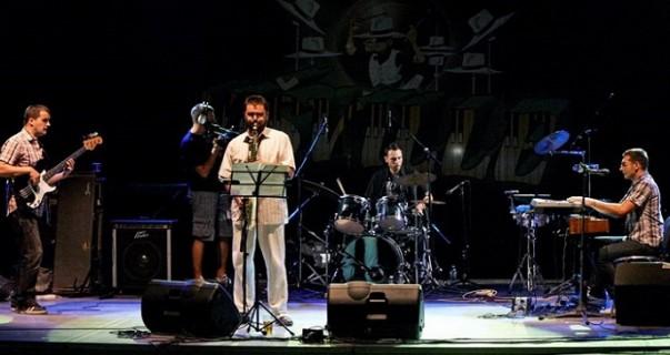 Milan Petrović Quartet u Akademiji 28