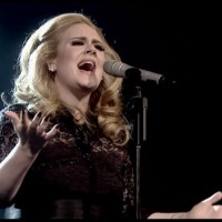 Zamislite duet ADELE & Robbie Williams....