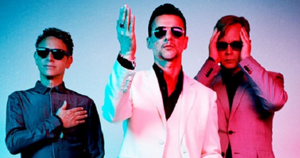 Neka baš tvoj bend uvede publiku na koncert Depeche Mode-a