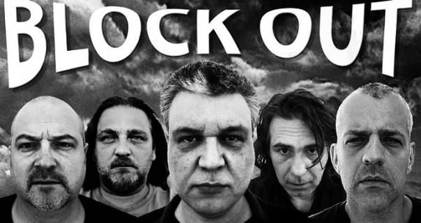 Block Out, šest koncerata u aprilu