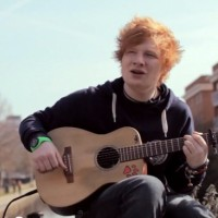 Ed Sheeran acoustic