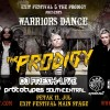 Warriors Dance by Poster promo