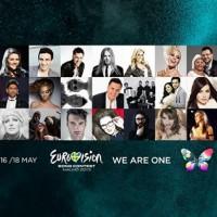 Eurosong: Slovenija, Hrvatska, CG i Srbija zajedno prve polu-finalne večeri