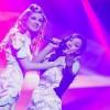 Moje Tri, druga proba, Malme by www.eurovision.tv