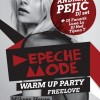 Depeche Mode FreeLove Party by Poster