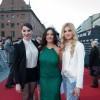 Moje Tri na crvenom tepihu by www.eurovision.tv Credits: Sander Hesterman (EBU)