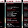 Detaljan raspored po binama by Arsenal Fest