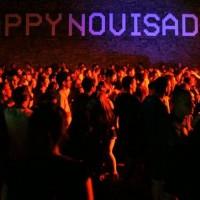 EXIT: Happynovisad stage