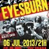 Eyesburn by Promo poster za Olimp