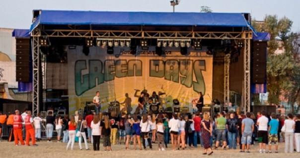 Green Day Fest 26. i 27. jula u Pančevu
