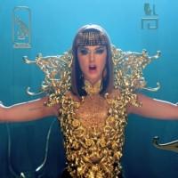 """Katy Perry ovoga puta kao egipćanka u spotu za """"Dark Horse"""""""