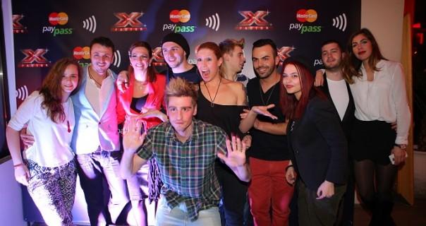 Održana treća MasterCard X Factor VIP žurka