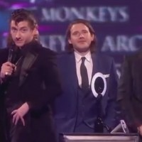 Alex Turner o svom govoru prilikom preuzimanja BRIT nagrade
