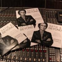 "Pijanistkinja Branka Parlić izdala novu ploču ""Satie & Beyond"""