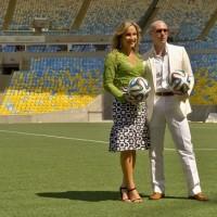 Ovo je zvanična himna svetskog prvenstva u fudbalu 2014!