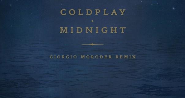 """Poslušajte kako je Giorgio Moroder uradio remix za singl """"Midnight"""" sastava ColdPlay"""