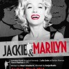 Jackie and Marilyn by Poster