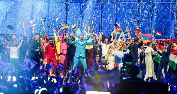 Eurosong 2014 - drugo polufinalno veče