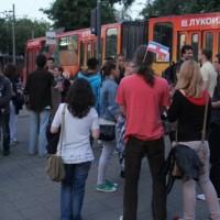 Sutra (subota 7. jun) KST-ov tramvajski žur!