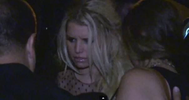 Žuta sreda: Jessica Simpson pijana, Sting ne zna da tapše?!