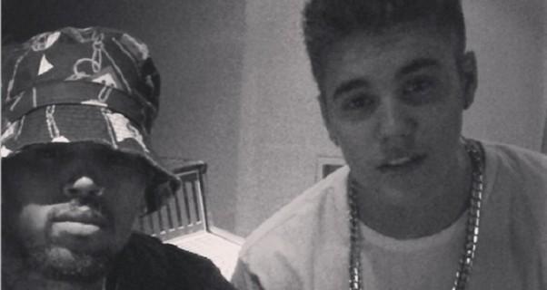 Chris Brown i Justin Bieber zajedno u studiu
