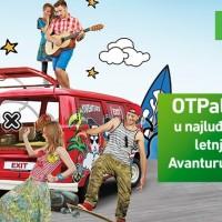 OTPevaj, OTPleši ili OTPadni i osvoji karte za EXIT Avanturu