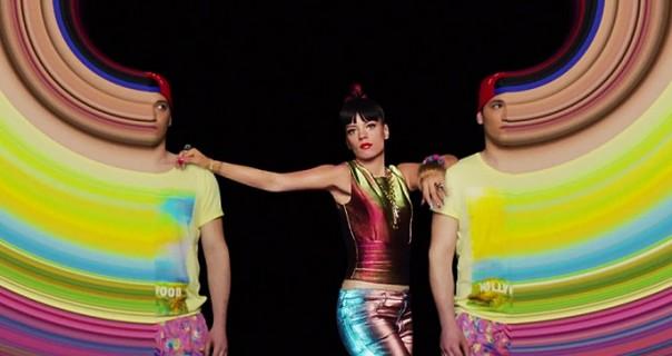 "Lily Allen: Pogledajte istripovan novi video za ""URL Badman"""