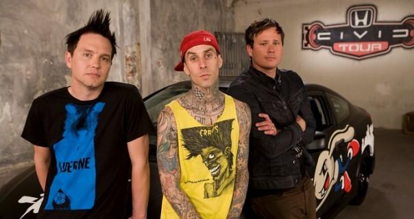 Blink 182 rade na novom albumu!