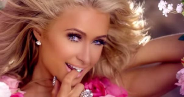 Paris Hilton snimila i spot