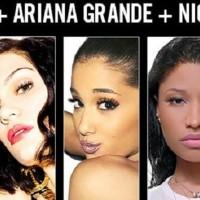 Kakva kombinacija: Jessie J, Ariana Grande i Nicki Minaj!
